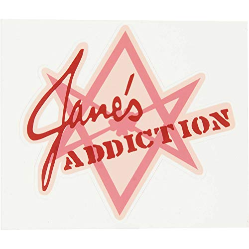 Jane's Addiction Sticker