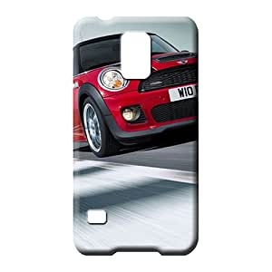 samsung galaxy s5 Extreme Specially style mobile phone carrying skins mini cooper