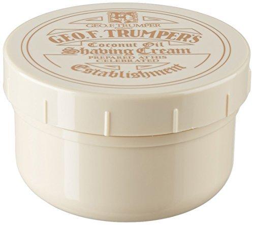 (Geo F. Trumper Coconut Oil Soft Shaving Cream 200 g cream by Geo F. Trumper)