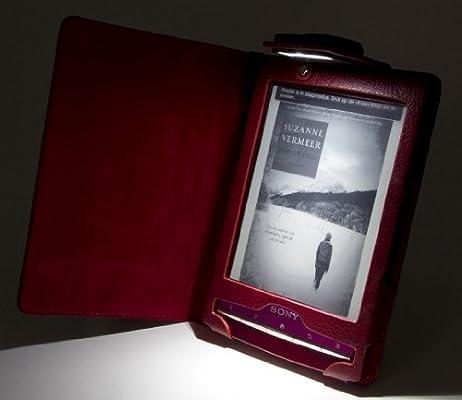 Gecko Covers - Funda con luz LED para e-reader Sony PRS T1: Amazon ...