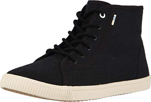 TOMS Women's Camarillo Black Heritage Canvas 11 B US (Camarillo-shops)