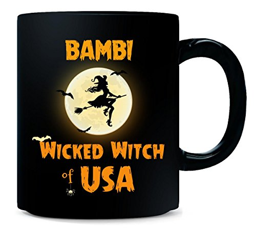 (Bambi Wicked Witch Of Usa Halloween Gift -)