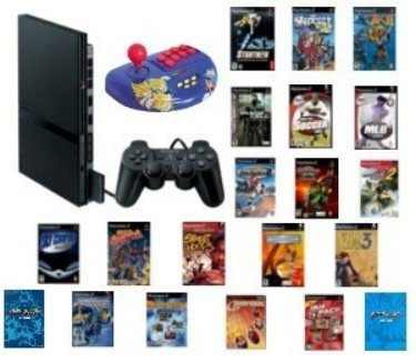 PS2 Action Bundle 35+ Games and more (Games Ps2 Action)