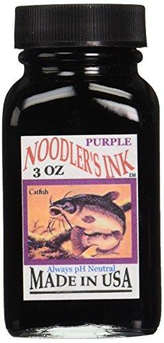 Noodlers Ink 3 Oz Purple (Purple Fountain Pen Ink)