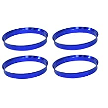 Coyote Wheel Accessories 108-1060 Hub Centric Ring, Set of 4 (108mm OD to 106.00mm ID)