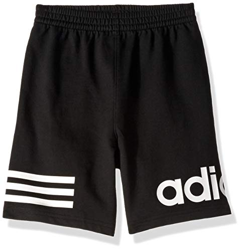 Adidas Boys' Little Athletic Basketball Short, ft SH Black, 7X
