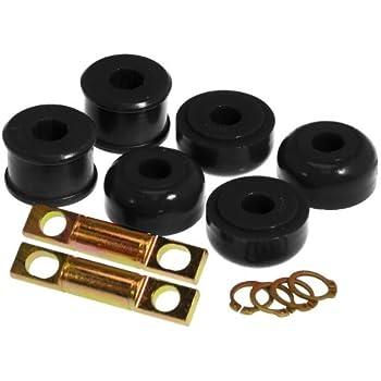 Prothane 18-1204-BL Black Rear Strut Rod Bushing Kit