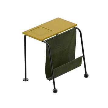 Amazon.de: Desk Xiaolin Massivholz Platz Tisch Sofa Beistelltisch ...