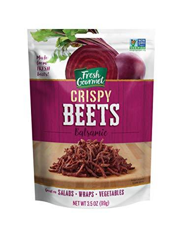 Fresh Gourmet Crispy Beets, Balsamic, 6 Pack of 3.5 - Beet Salad
