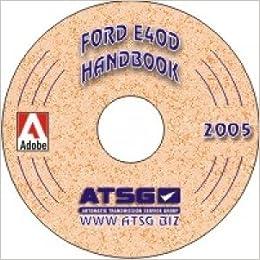ford e4od manual transmission
