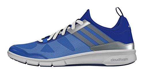 Plamet Sportive Niya azuray Donna Scarpe Adidas Cloudfoam azul Blu Azufue 48t11qw