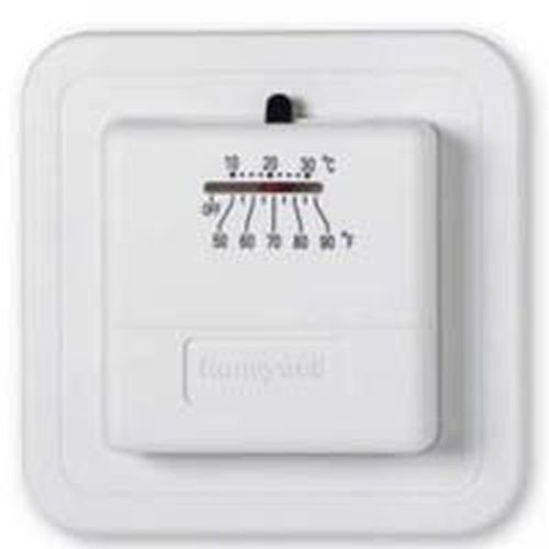 New Honeywell Ct31a Heating & Cooling Parliament Thermostat Heat Pump Great Sale