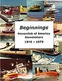 Beginnings - Hoverclub of America Newsletters: 1976-1979