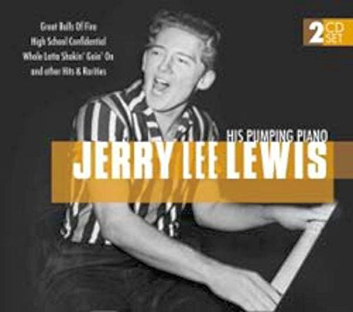 Price comparison product image Jerry Lee Lewis & His Pumping Piano