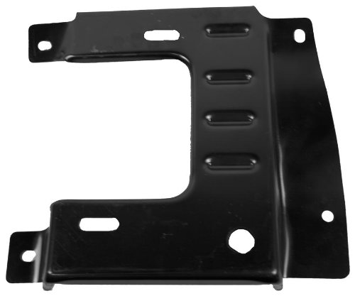 OE Replacement Ford F-150 Front Driver Side Bumper Bracket (Partslink Number FO1066159)