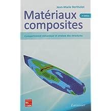 Materiaux Composites: Comportement Mecanique et Analyse Struct.5e