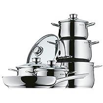 WMF Diadem Plus 0730026040 Saucepan Set, 6-Piece