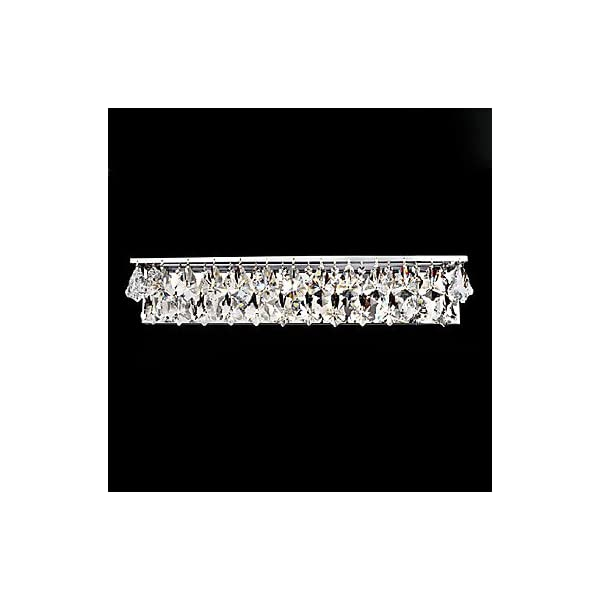 ZQ Creative Wall Sconces Crystal/LED/Bulb Included Modern/Contemporary Metal , Warm White-90-240V