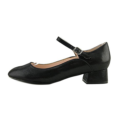 Taryn Rose Fannie Women Us 7 Black Mary Janes