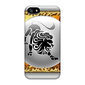 Tpu Case Cover For Iphone 4/4s Strong Protect Case - Leo Diushoujuan Design