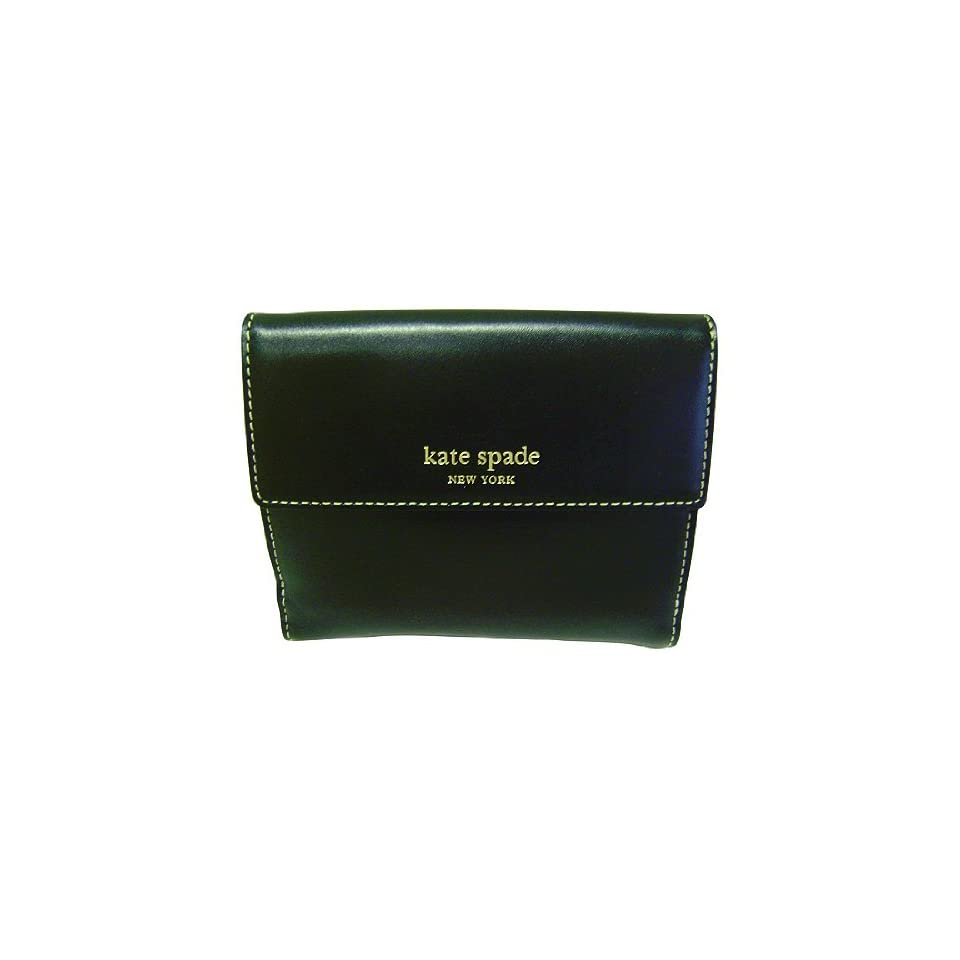Kate Spade Jane Street Maria Black Leather Wallet