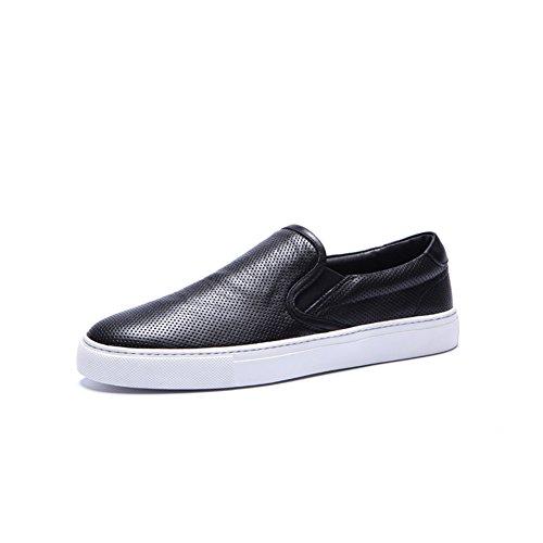 Zapatos casuales moda los agujeros de perforación de aire/Zapato del plano/Aire Lok Fu zapatos A