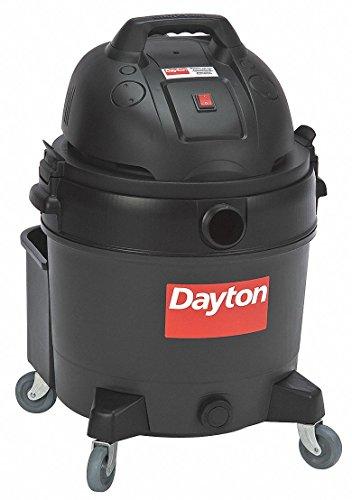 16 gal. Commercial 4 Wet/Dry Vacuum, 12 Amps, HEPA Filter Type (12 Hepa Vacuum Amp Filter)