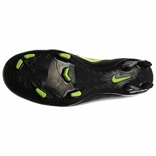 Nike Mercurial Victory III Fester Boden Fußballstiefel Schwarz