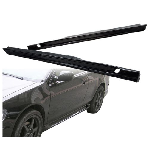 - 98-02 Honda Accord 2dr Coupe Add-On Poly-Urethane Side Skirt