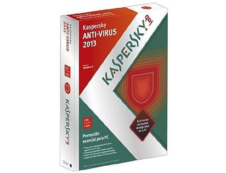 Kaspersky Antivirus 2013 - Paquete, Español, 3 Licencias Renovación, 1 Año: Amazon.es: Software