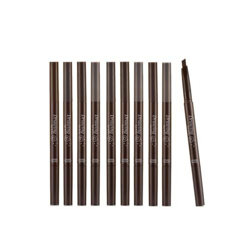 Drawing Eye Brow Pencil x 10PCS #03 Brown