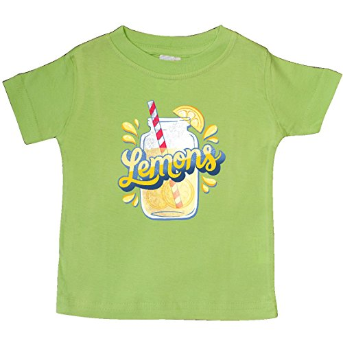 inktastic - I Love Lemonade with Baby T-Shirt 24 Months Key Lime 2fdcf