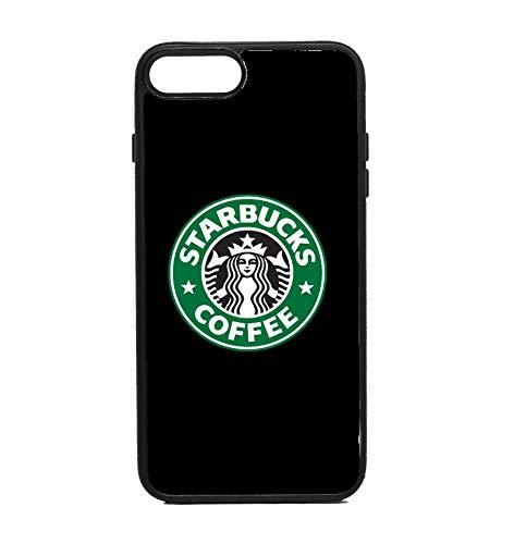 buy popular 9b647 61611 Amazon.com: Phone Case Starbucks Logo for iPhone 7 Plus: Cell Phones ...