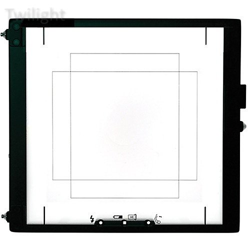 Mamiya 36 x 48 Focusing Screen for RZ67 Cameras and an Aptus II 7 Digital Back (Focusing Screen Set)