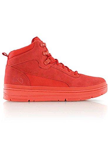 K1X All Net, Sneaker uomo Marron marrone Rosso