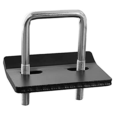 IKURAM R Hitch Tightener Anti-Rattle Easy Installation Durable Rust Free Bike Rack Accessories: Sports & Outdoors