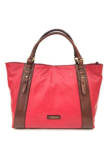 THE BRIDGE GULLIVER 0411582F SHOPPER L ROSSO