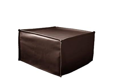 Ponti Divani - CUBE - Fodera Pouf letto singolo 75,5x75,5 h 43cm ...
