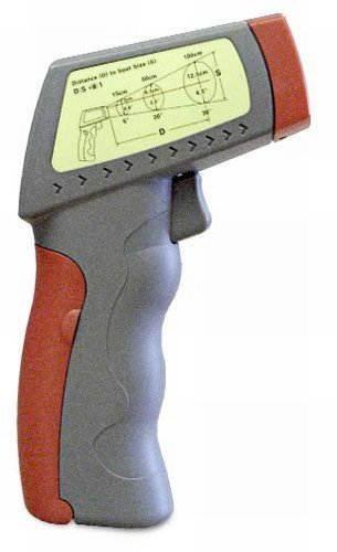 TPI 384a IR Gun With Laser And High Temperature ()