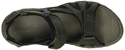 MerrellAll out Blaze Sieve Convert - Scarpe da Scogli Uomo Multicolore (Olive) Salida Auténtico Barato Descontar Mejor Tienda Para Comprar Diseñador Venta Libre Del Envío Costo De La Venta Barata HCaJAg