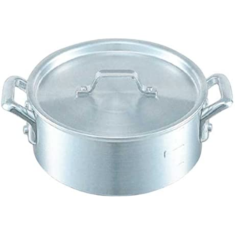 Thick Bottom Aluminum Outer Ring Pot Scale With 30 Cm 54530