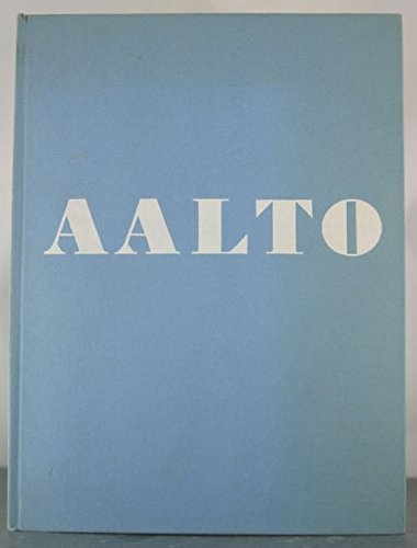 Aalto: Architecture and Furniture
