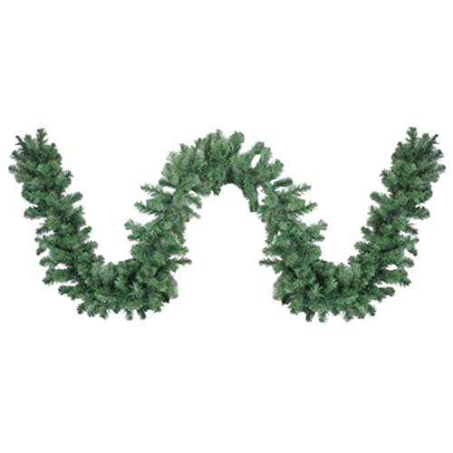 Darice 9ft X 10in Colorado Pine Artificial Christmas Garland Unlit (Large Image)