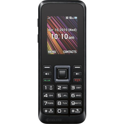 new open T-Mobile Kyocera Rally S1370 pre-paid 3G phone cell