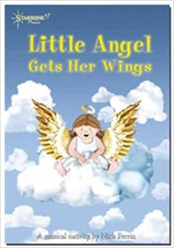 Image result for little angel gets her wings