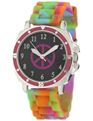 Frenzy Kids' FR303 Mood Dial Peace Analog