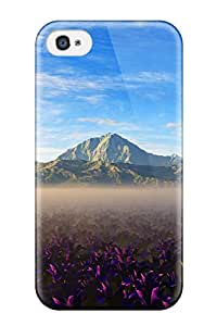 Stacy Santos's Shop Hot 7971055K62732200 durable Protection Case Cover For Iphone 4/4s(colors Of Nature)