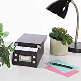 Snap-N-Store Durable Collapsible Index Card