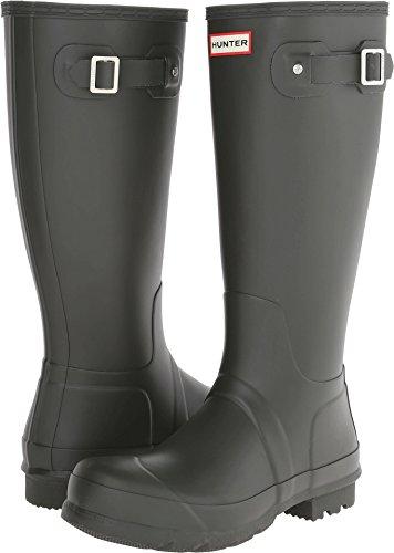 (Hunter Men's Original Tall Dark Olive Boot)