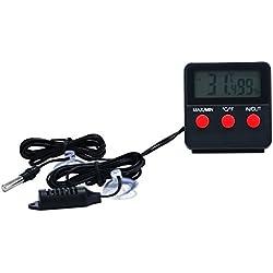 niceEshop(TM) Reptile Vivarium Terrarium Thermometer Hygrometer with Remote Sensor
